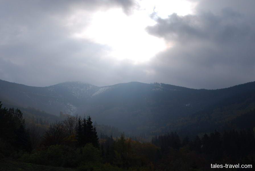 Бескиды, Северная Моравия