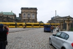 Дрезденские трамваи