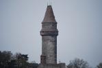«Труба» - штрамбергская башня
