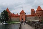 Тракайский островной замок