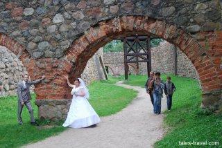 Свадьбы в Тракае