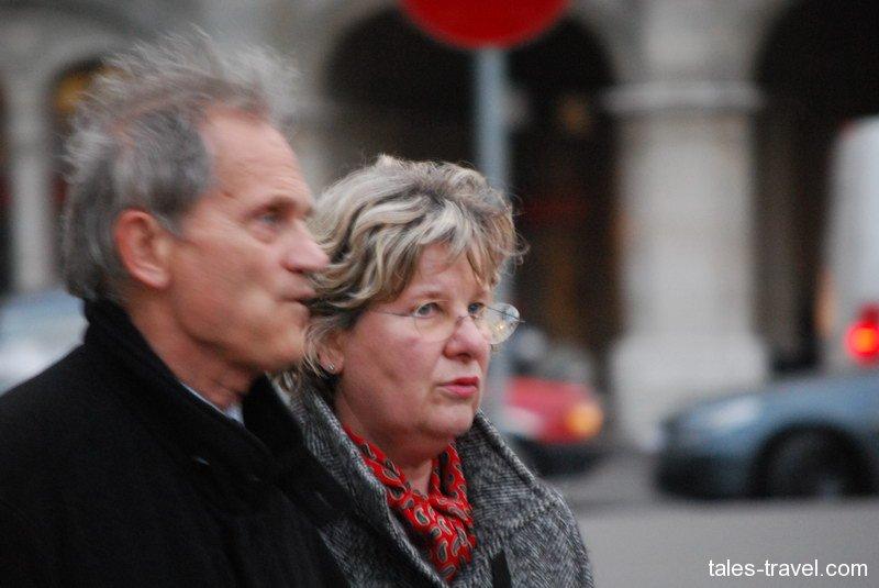 Жители Вены